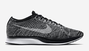 """Nike Flyknit Racer """"Oreo 2.0"""" Black/White"""