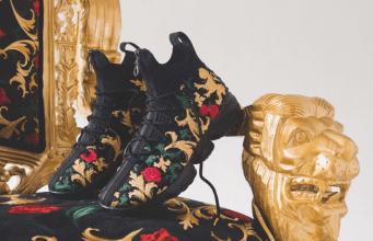 "sepatu keren, KITH X NIKE LEBRON PERFORMANCE 15 ""CLOSING CEREMONY"""