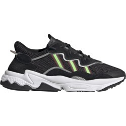 adidas Ozweego Running Shoes - Black/Green/Grey