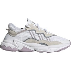 adidas Ozweego Running Shoes - White/Grey/Purple