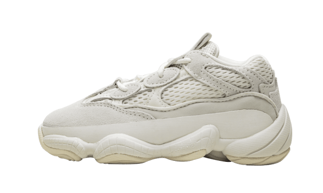 Adidas Yeezy 500 Infant 'Bone White' - Size 10K