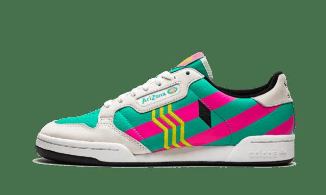 Adidas Continental 80 'AriZona Iced Tea' - Size 11