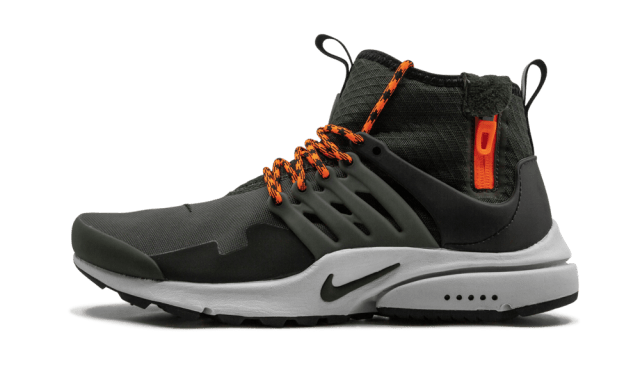Nike Air Presto Mid Utility Shoes - Size 11