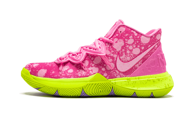 Nike Kyrie 5 SBSP 'Patrick Star' Shoes - Size 10