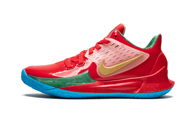 Nike Kyrie Low 2 'Mr. Krabs' Shoes - Size 10