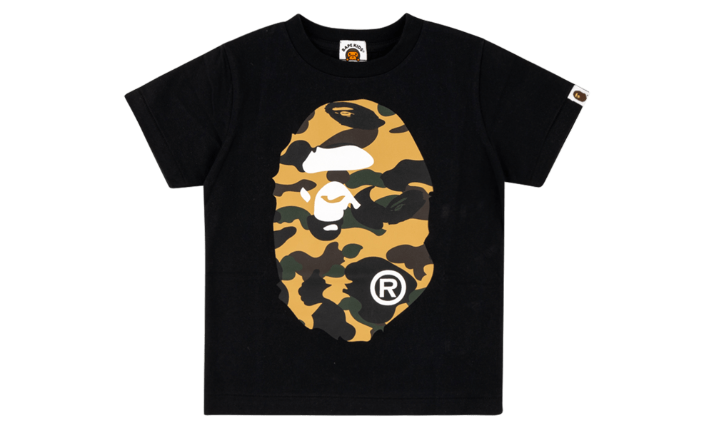 Bape 1st Camo Big Ape Head T-shirt - 10