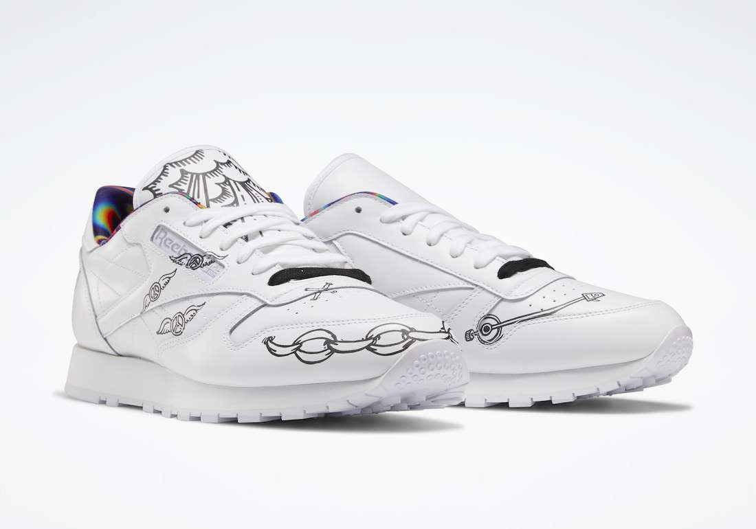 Reebok Classic Leather Peace Day