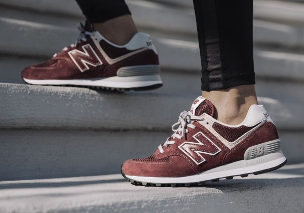 New Balance 574 édition 2018 - Sneakers.fr