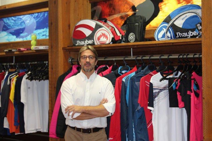 Enrique Llorens, Director Comercial y de Marketing de J'hayber