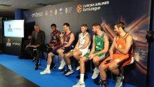 Presentación acuerdo Endesa - Euroleague