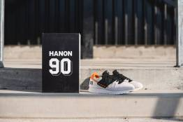"HANON x Hummel ""Standing Only"""