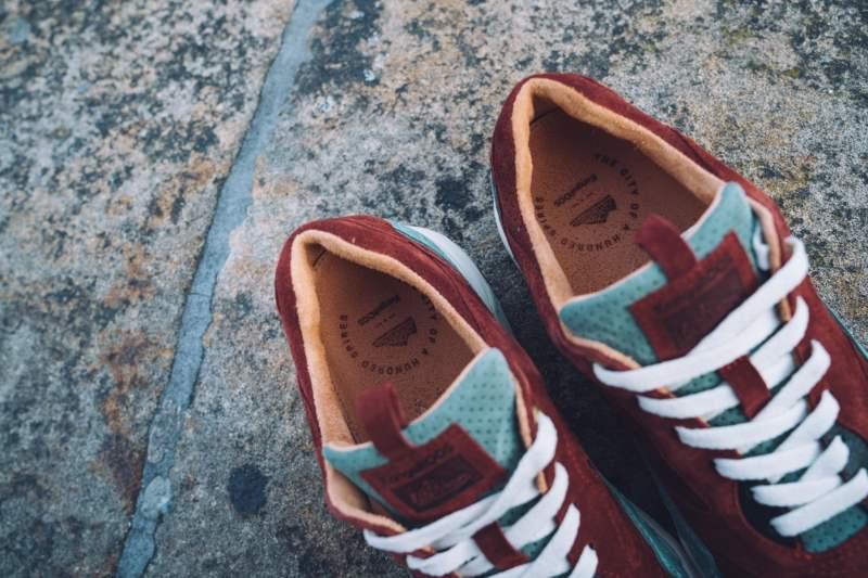 Footshop x KangaROOS Ultimate 3 - anniversary collab