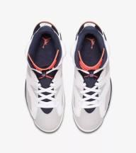 "Nike Air Jordan 6 Tinker ""Infrared"""