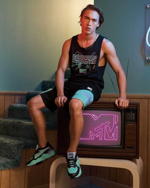 PUMA x MTV