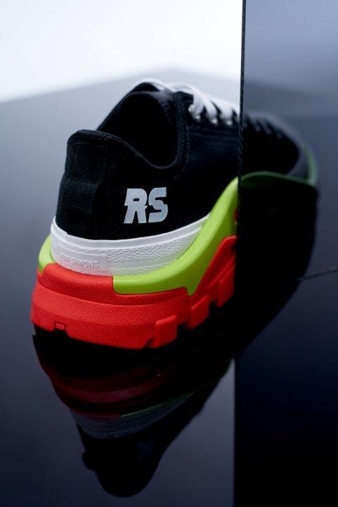 adidas x Raf Simmons RS Detroit Runner