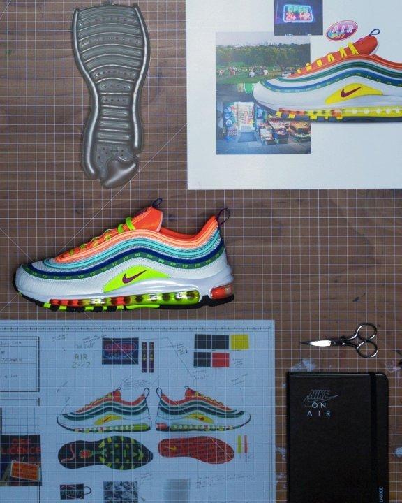 Fin de semana sobre aire 5 - Nike