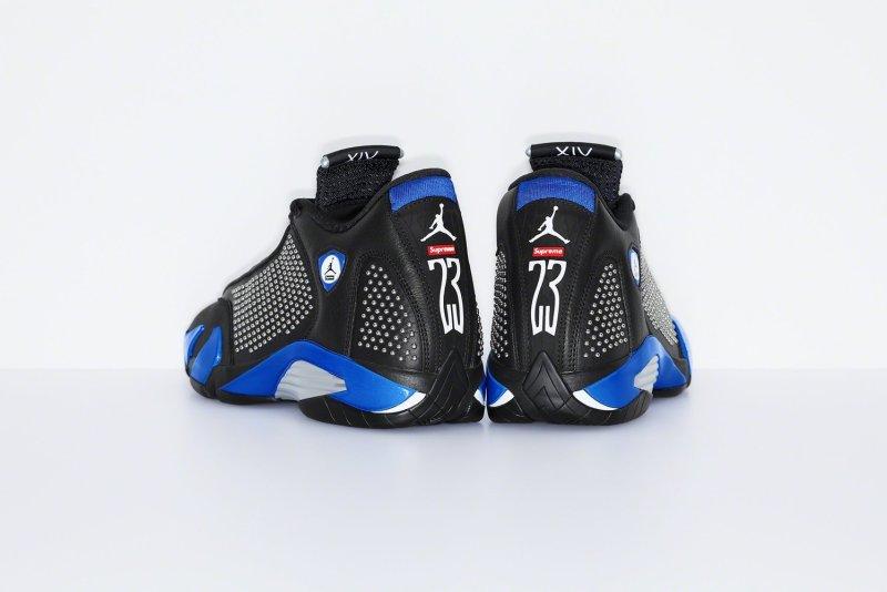 Jordan XIV x Supreme