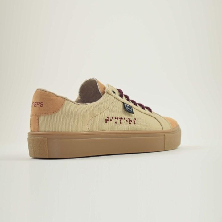 Timpers - zapatillas para ciegos