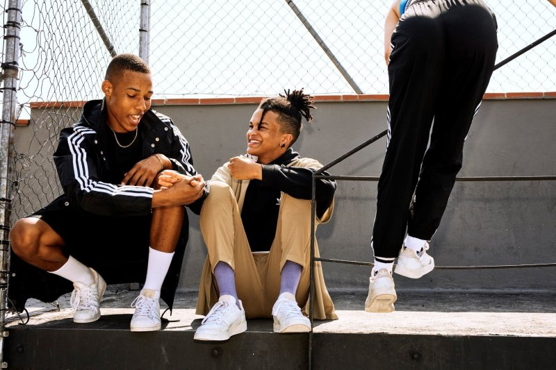 "adidas Originals ""Home of Classics"" pack 3 - Adidas I Love Sneakers"