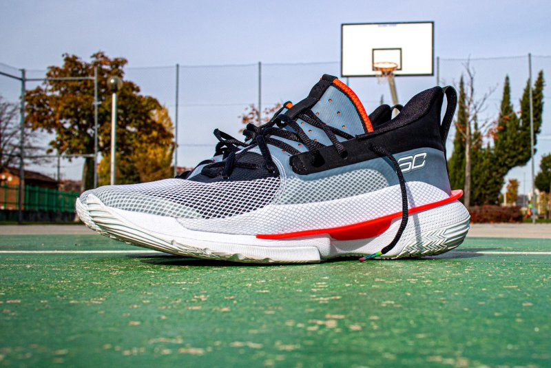Under Armour Curry 7 review