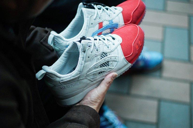 ASICS GEL-LYTE™ III x Mita Sneakers