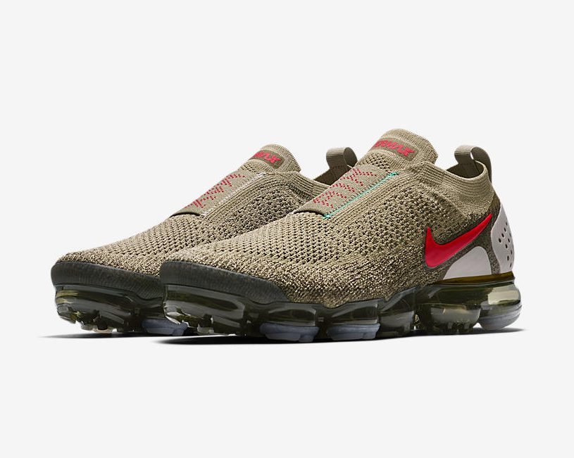 Release Date: Nike Air VaporMax Moc 2 'Neutral Olive'