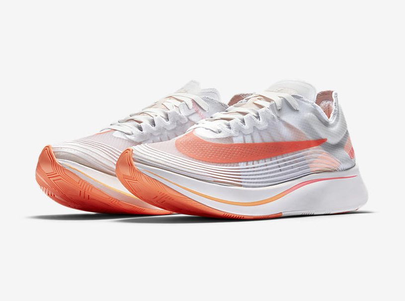 Release Date: Nike Zoom Fly SP 'Sunset Pulse'