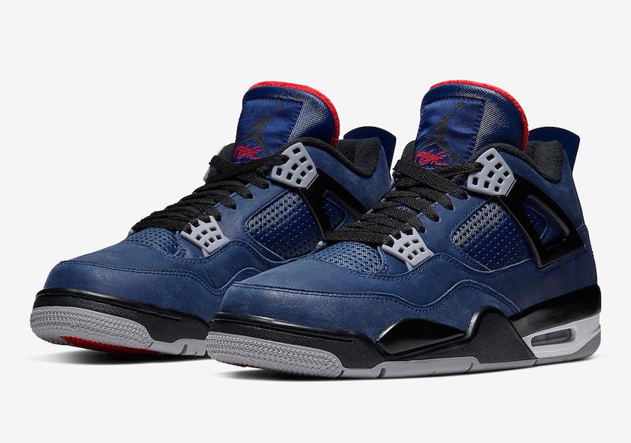 Air Jordan 4 WNTR 'Loyal Blue'December 21, 2019