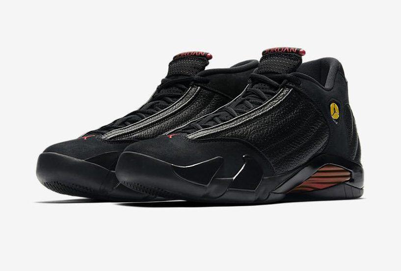 Release Date: Air Jordan 14 'Last Shot'