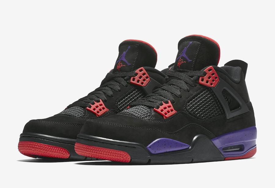 Release Date: Air Jordan 4 NRG 'Raptors'