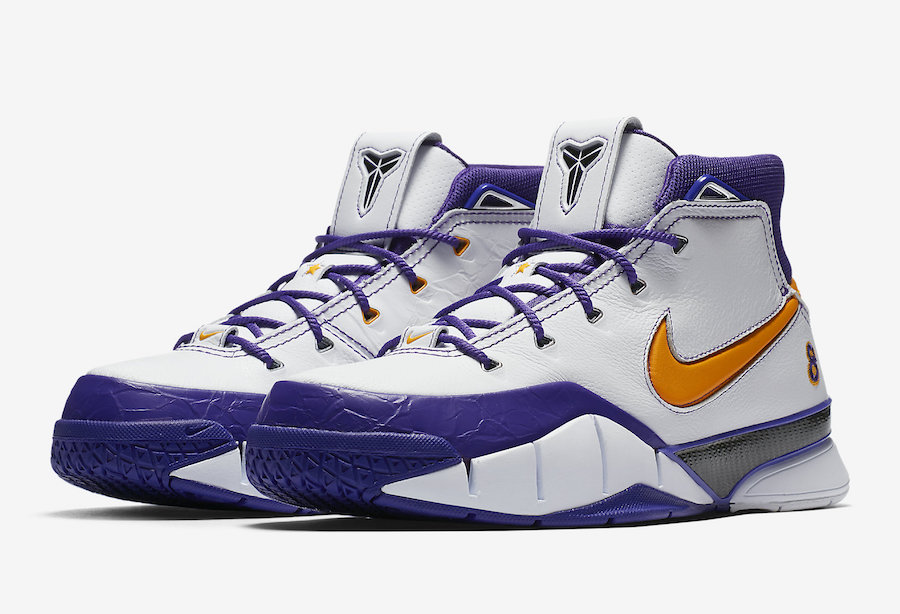Release Date: Nike Kobe 1 Protro 'Close Out'