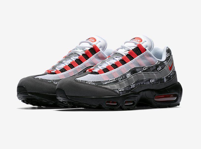 Release Date: atmos x Nike Air Max 95 'We Love Nike'