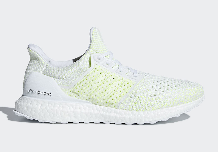 Release Date: adidas UltraBOOST Clima 'Solar Yellow'