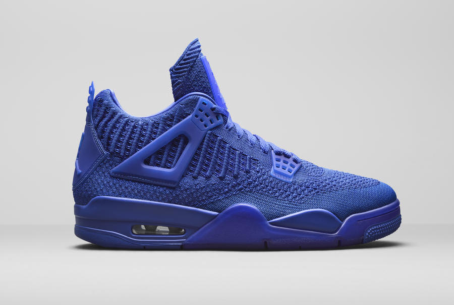 Air Jordan 4 Flyknit 'Hyper Royal'June 14, 2019