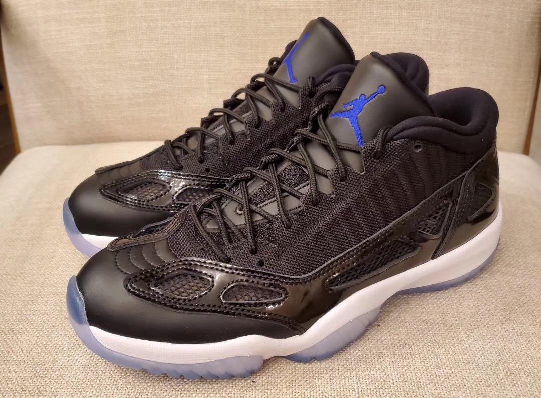Release Date: Air Jordan 11 Low IE 'Space Jam'