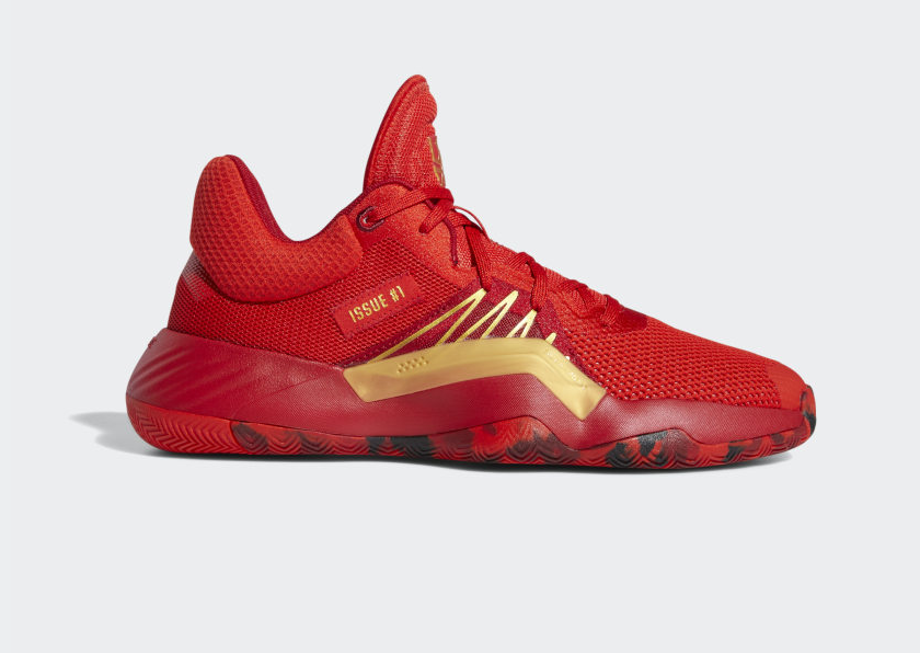 adidas D.O.N. Issue #1 'Iron Spider'August 31, 2019