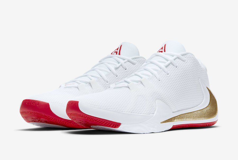 Release Date: Nike Zoom Freak 1 'Roses'
