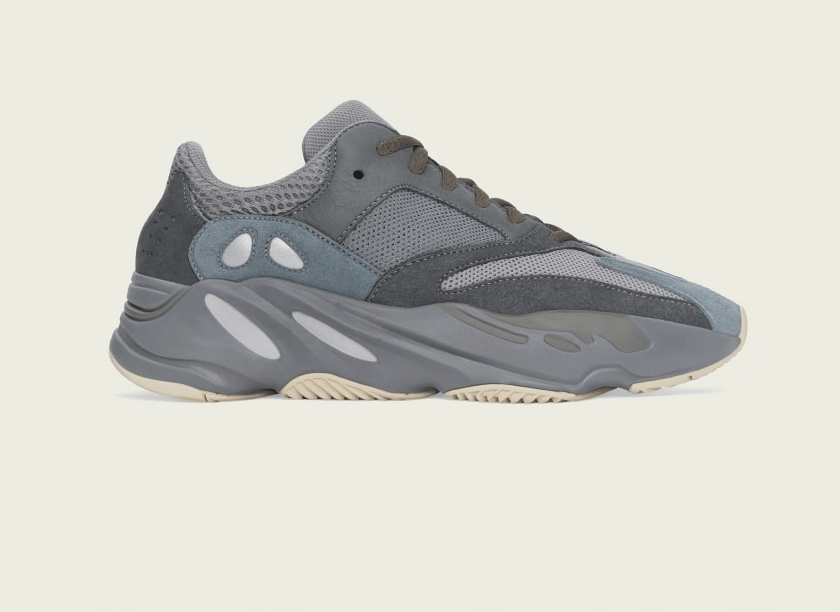 Release Date: adidas Yeezy BOOST 700 'Teal Blue'
