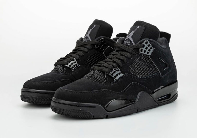 Air Jordan 4 'Black Cat'February 22, 2020