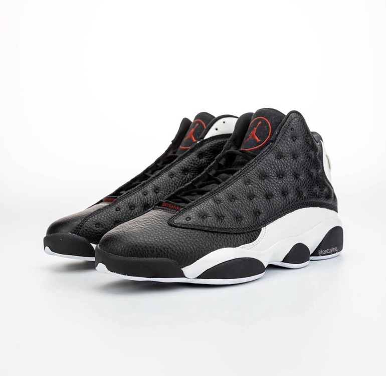 Air Jordan 13 Rerverse He Got Game
