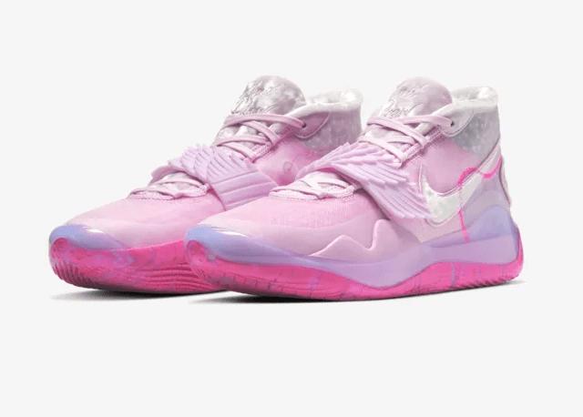 Nike KD 12 Aunt Pearl