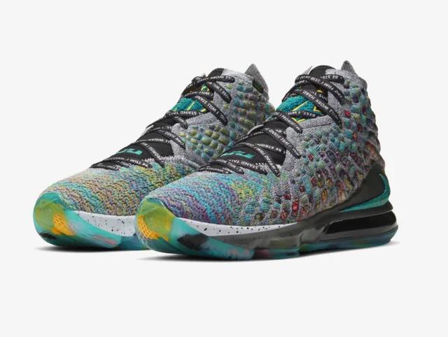 Release Date: Nike LeBron 17 'I Promise'