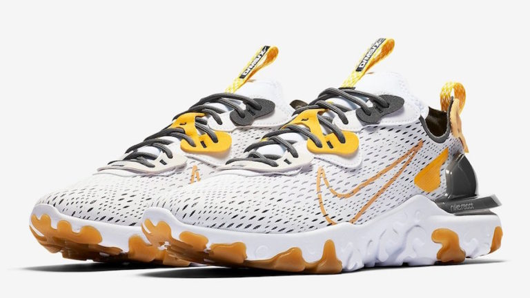 Release Date: Nike React Vision 'Honeycomb'