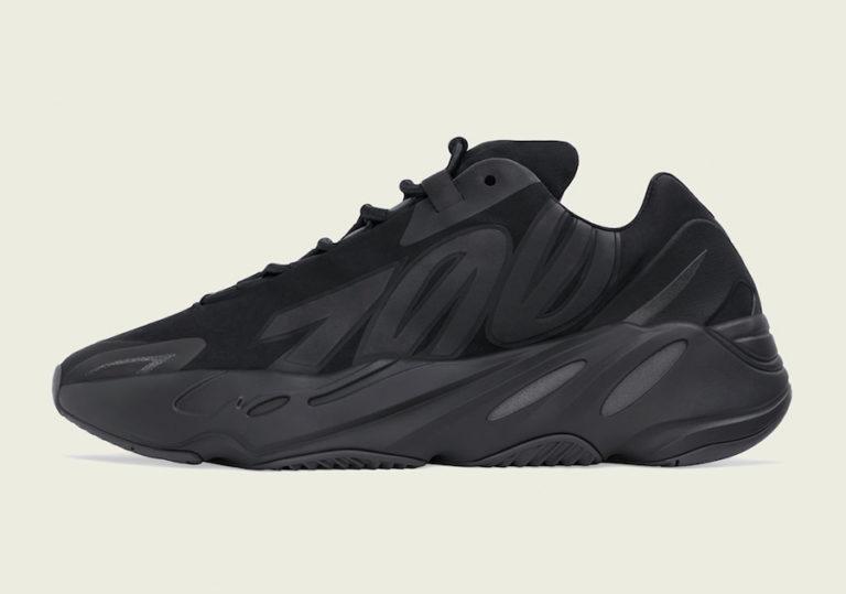 Release Date: adidas Yeezy BOOST 700 MNVN 'Triple Black'