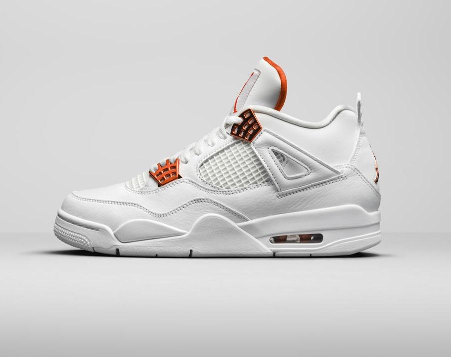 Release Date: Air Jordan 4 'Team Orange'