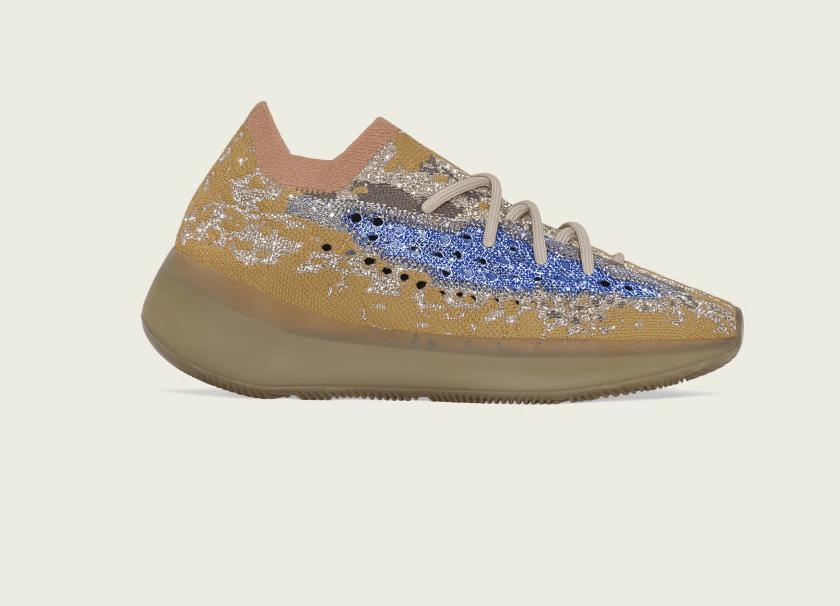 adidas Yeezy BOOST 380 'Blue Oat Reflective'July 24, 2020