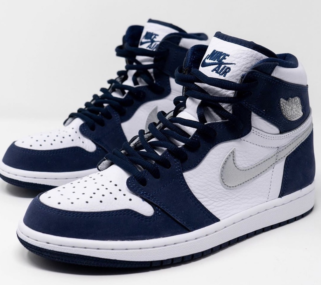 Air Jordan 1 High CO.JP 'Midnight Navy'November 14, 2020