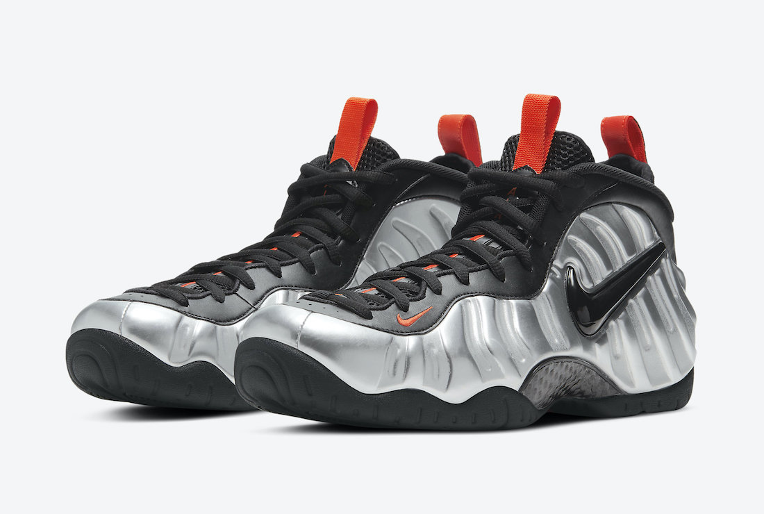 Nike Air Foamposite Pro 'Halloween'October 29, 2020