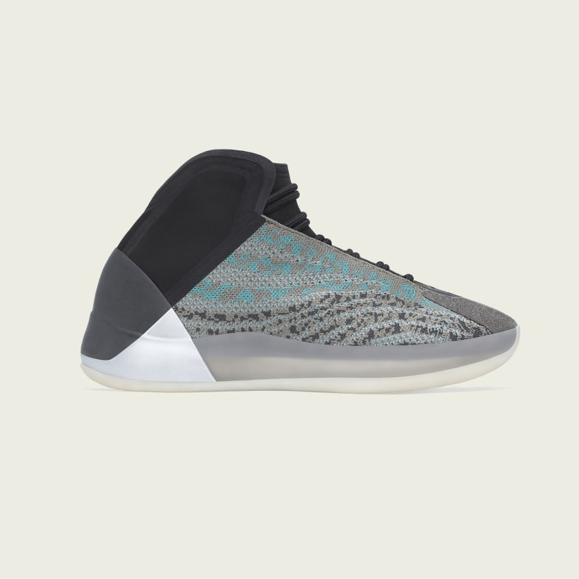 Release Date: adidas Yeezy QNTM 'Teal Blue'