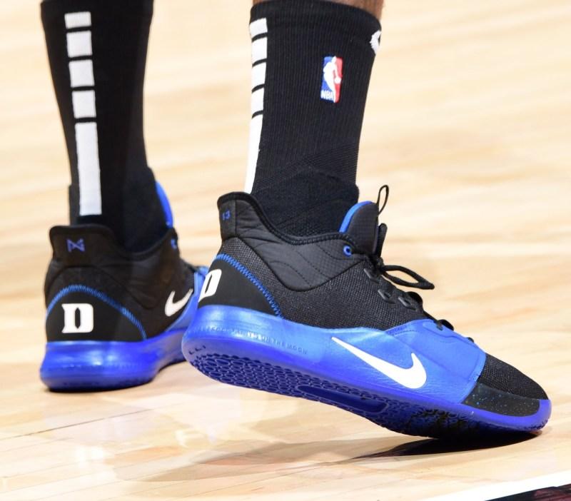 Paul George - Nike PG 3 Duke PE